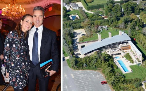 Daniel S. Loeb, shown with his wife, Margaret, runs the $17 billion Third Point hedge fund. Mr. Loeb, who has owned a home in East Hampton, has contributed to Jeb Bush's super PAC and given $1 million to the American Unity Super PAC, which supports gay rights.