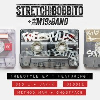 Stretch & Bobbito - Method Man & Ghostface Freestyle(Video)